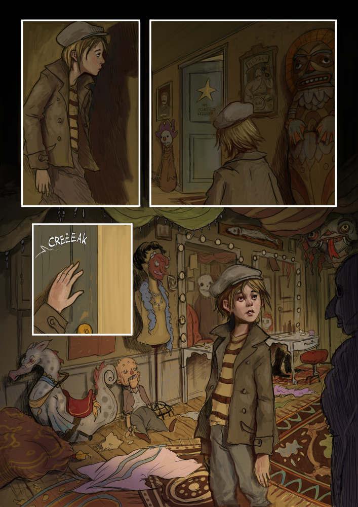 WaterFront chapter 1, page 5