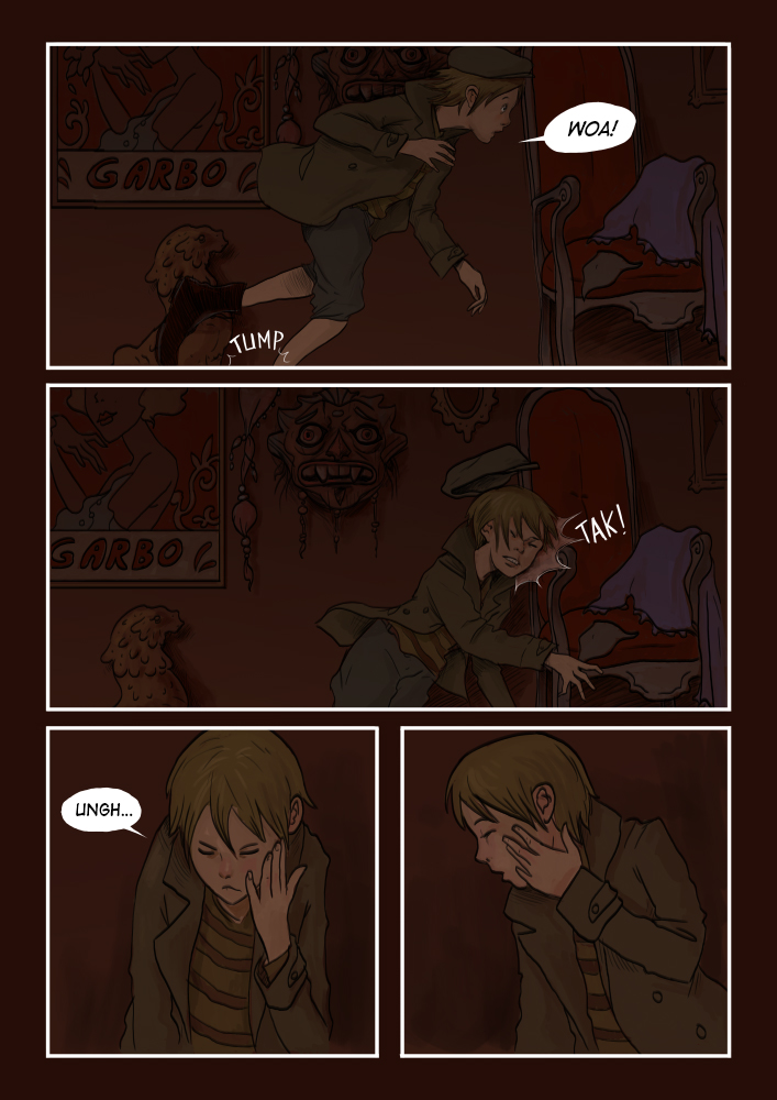 WaterFront chapter 1, page 9