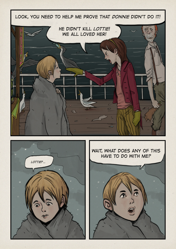 WaterFront chapter 1, page 15