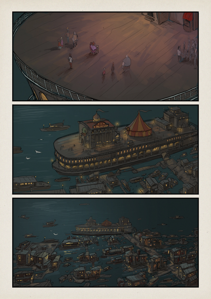 WaterFront chapter 1, page 29