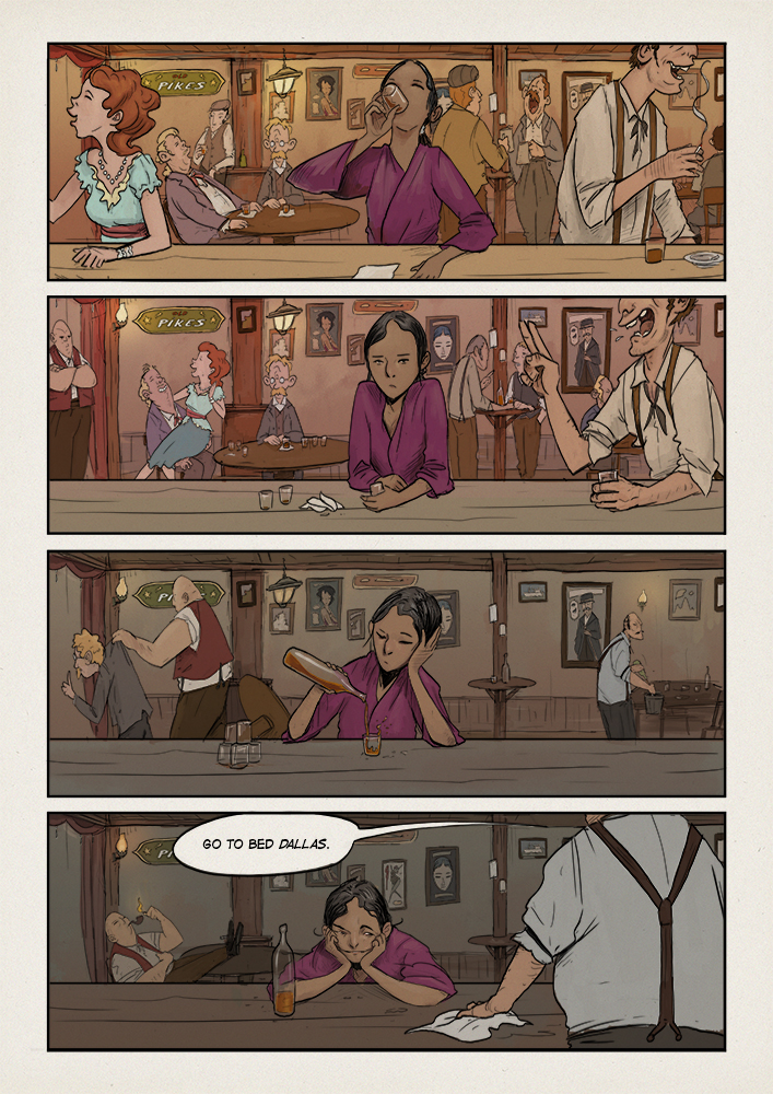 WaterFront Chapter two, page 2