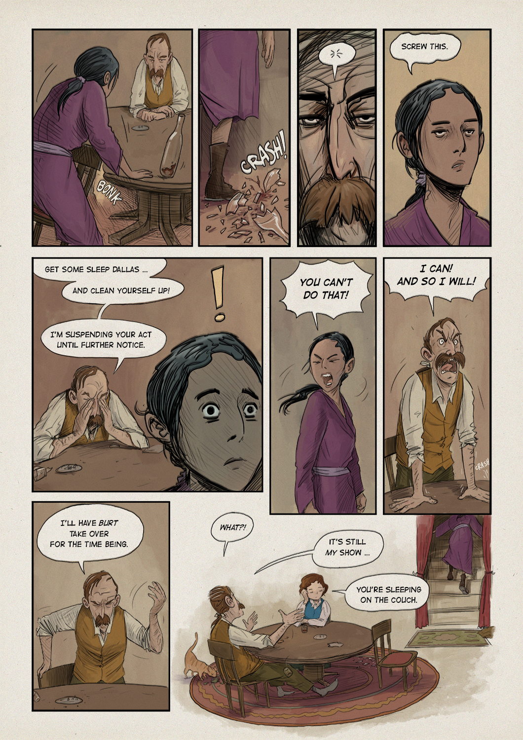WaterFront chapter two, page 6